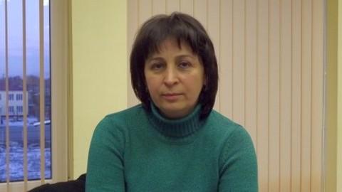 Марина Дзигойты, депутат Парламента